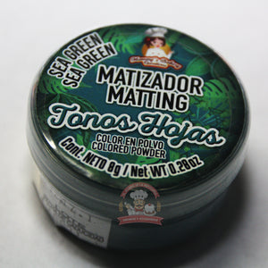 MATIZADOR MATTING TONO SEA GREEN
