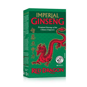 Jamieson Dragon Imperial Ginseng 60 caplets