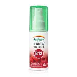 Jamieson Vitamin B12 Energy Spray 58 ml