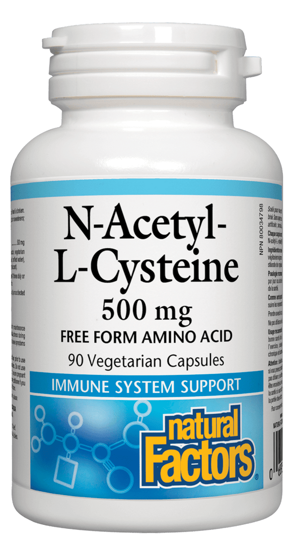 Natural Factors N-Acetyl Cysteine (NAC )