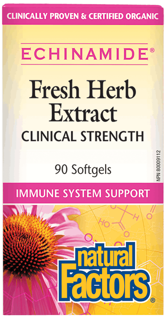 Natural Factors Anti-Cold,Clinical Strength, 90 softgels