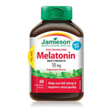 Jamieson Melatonin Fast Dissolving 10 mg 60 sublingual tablets