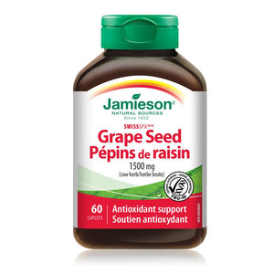 Jamieson Grape Seed, 60 caplets