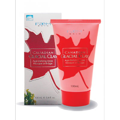 Faem Skin® Glacial Clay Age-Defying Mask, 100ml