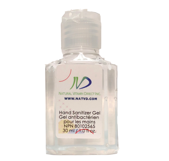 [$25 or more] Hand Sanitizer Gel 30 ml / 1 oz,