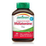 Jamieson Melatonin 3 mg, 100 tablets