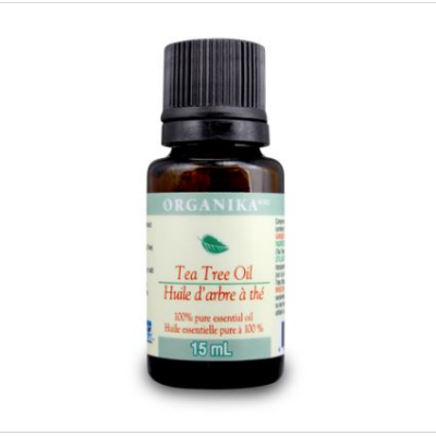 【clearance】Organika Tea Tree Oil (Australia), 15mL  EXP:2021/11