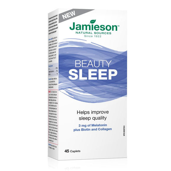 Jamieson Beauty Sleep 45 capsules