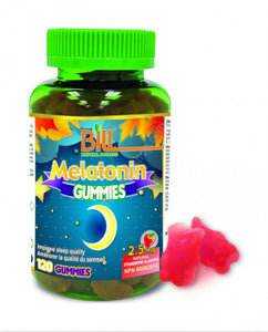 Bill Natural Sources Melatonin Gummies, 120 Gummies