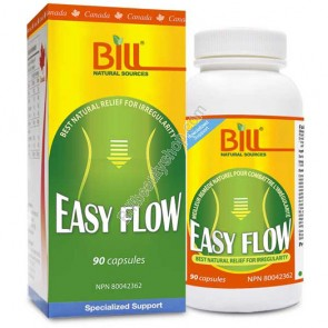 Bill Natural Sources Easy Flow 90 Capsules