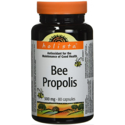 Holista Bee Propolis, 500mg,80 caps