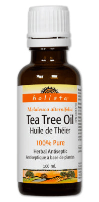 Holista 100% Pure Tea Tree Oil, 100mL