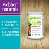 All Greens Superfood Fresh and Raw, 890g