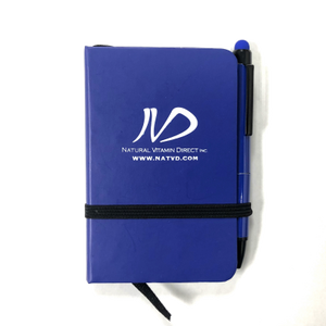 [$100 or more] Mini Journal w/ Stylus Pen
