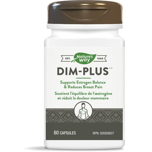 Nature's Way DIM-plus™, 60 Caps