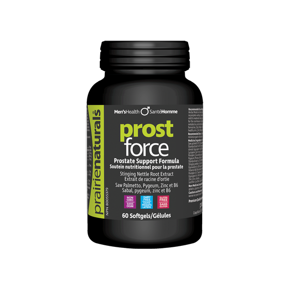 Prairie Naturals Prost-Force, 60 softgels