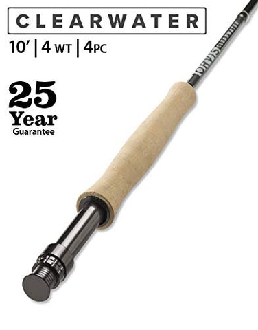 Clearwater 4-Weight 10' Orvis - 5B outfitters