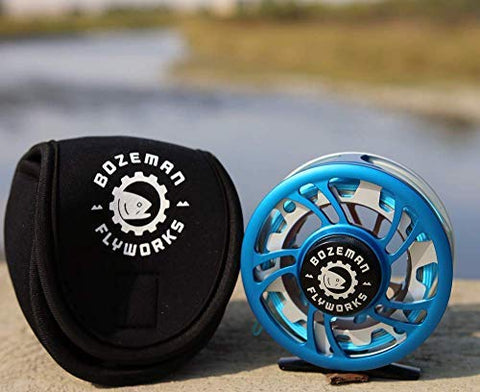 The Patriot Fly Fishing Reel - 5B outfitters