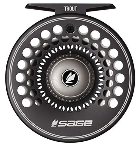 Trout 4/5/6 (4-6 WT) Reel  Sage Fly Fishing - - 5B outfitters