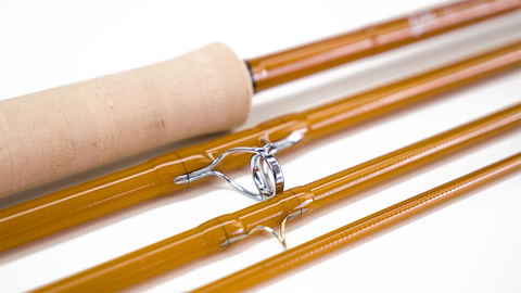 EPIC 5wt 580 FastGlass Fly Rod - 5B outfitters