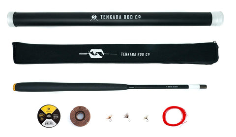 The White Cloud Package Tenkara Rod - 5B outfitters