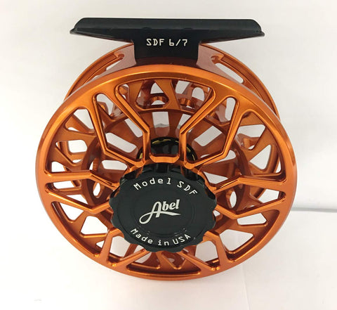 ABEL 6/7 SDF Fly Reel - 5B outfitters