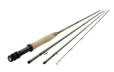 Crux Rod W/Tube 5WT 9-Foot 4pc Redington Fly Fishing Rod - 5B outfitters