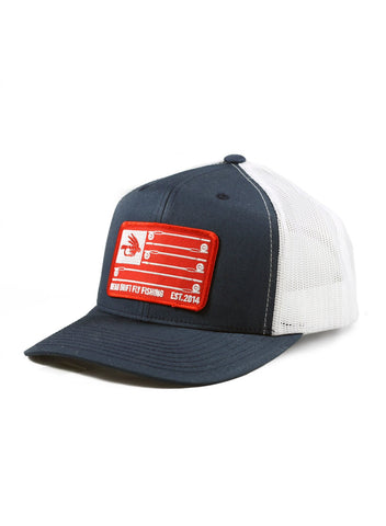 Fly Fishing Hat Stars & Stripes - 5B outfitters