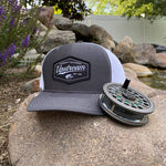 Fly Fishing Patch Trucker Hat - 5B outfitters