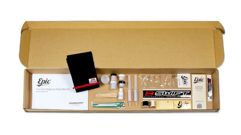 EPIC DH11 Trout Spey Fly Rod Building Kit - 5B outfitters