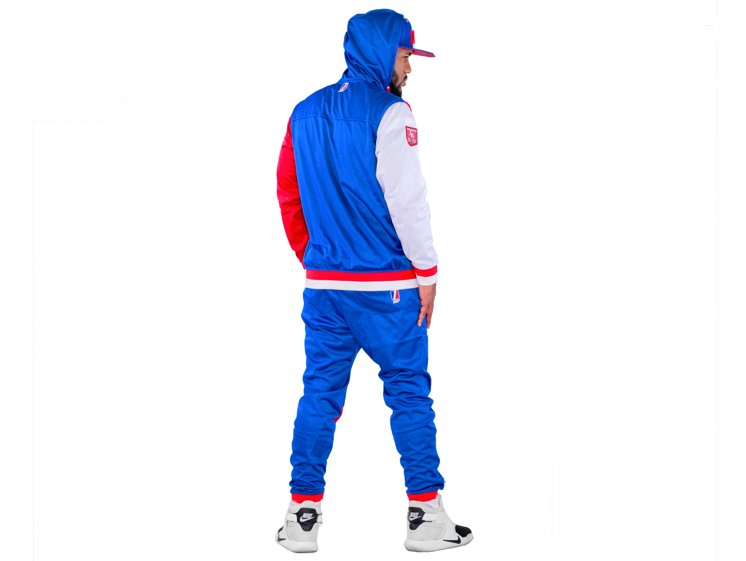 USA Royal Blue/Red/White