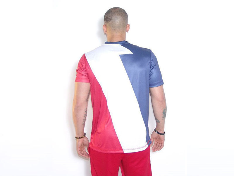USA R-BLUE (SUBLIMATION)