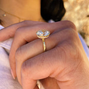 The BEV Engagement Ring