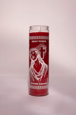 Divine Savior Candle