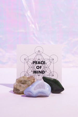 Peace of Mind Crystal Kit