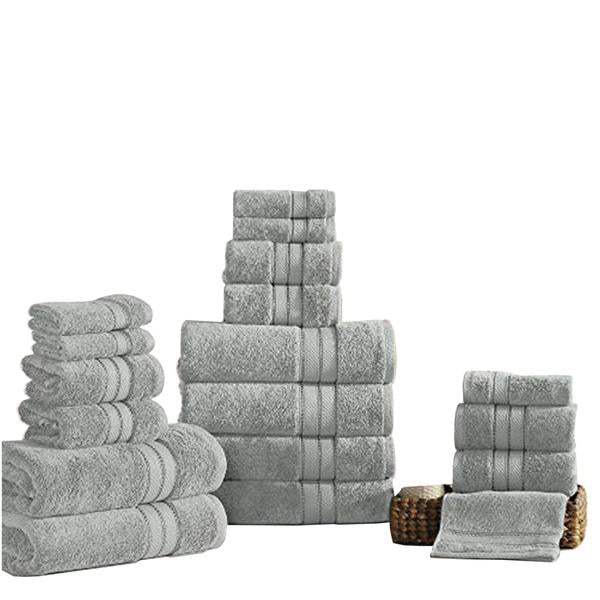 Towel Set, 18 Piece