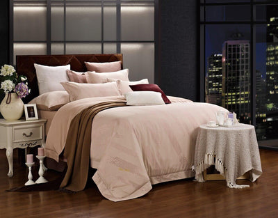 6 Piece Luxury Duvet Cover (King & Queen)