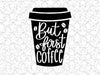 But First Coffee Wall Decal Vinyl For Coffee Shop Bar Wall Graphic Decal Decor Vinyl Sticker