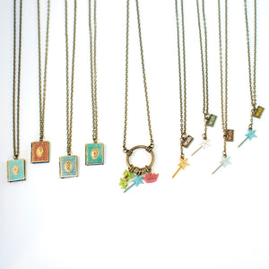 Story Book Themed Jewelry in Time for National Tell a Fairy Tale Day