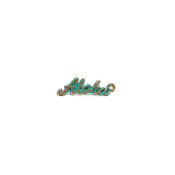Aloha, Charm, Bracelet, or Necklace