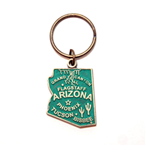 Arizona Keychain