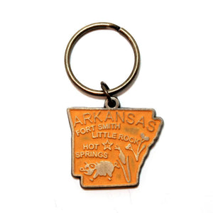 Arkansas Keychain