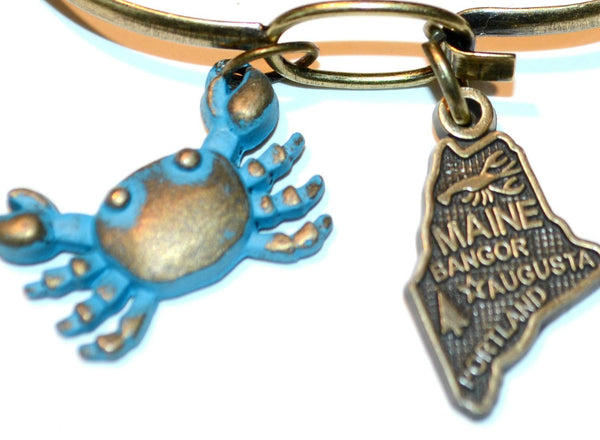 2 Charm State Bracelet Collection