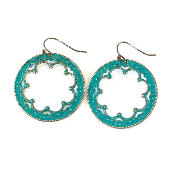 Centered Earrings