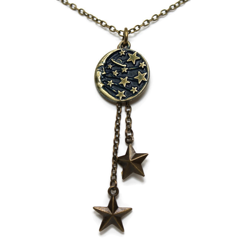 Cosmic Delight Necklace