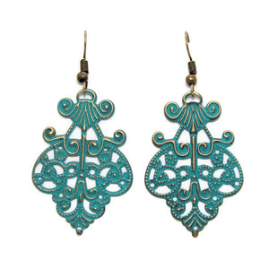 Countess Filigree Earrings