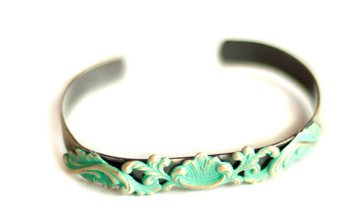Fanciful Bracelet Cuff
