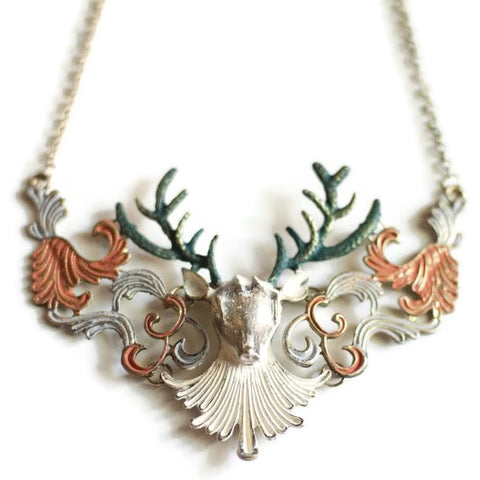 Buck Wild Necklace