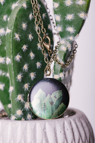 Crystal Locket