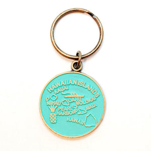 Hawaii Keychain